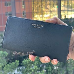 Kate Spade 2019 Collection Cameron Slim Wallet